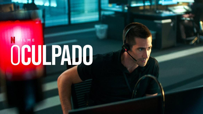 O Culpado   Triller de suspense na Netflix com Jake Gyllenhaal e Ethan Hawke e dirigido por Antoine Fuqua
