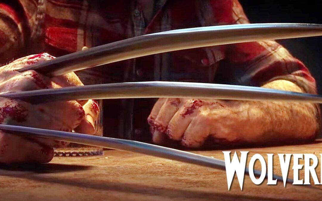 WOLVERINE | A Insomniac Games divulga teaser do videogame exclusivo para o console PS5 da Sony
