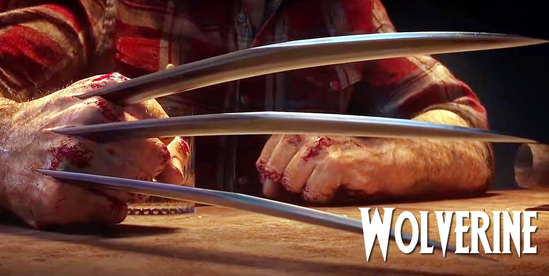 WOLVERINE   A Insomniac Games divulga teaser do videogame exclusivo para o console PS5 da Sony