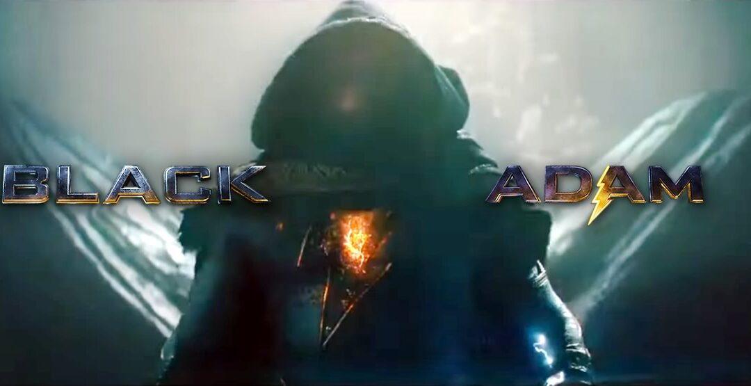 Adão Negro de Dwayne Johnson | Trailer divulgado na DC Fandome 2021 mostra personagem usando seus poderes