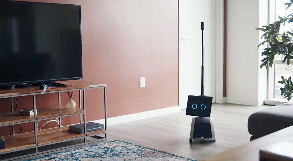 """Amazon apresenta Astro, um robô interativo com """"rosto"""" e mobilidade pela casa integrado ao Alexa"""