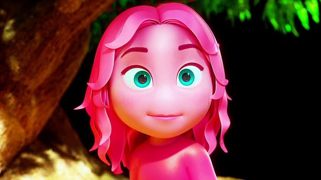 BLUSH Animacao Curta metragem Apple TV e Skydance Animation imagem2 1024x576 - Blush   Animação de ficção científica, curta-metragem produzido pela Apple Original e Skydance Animation