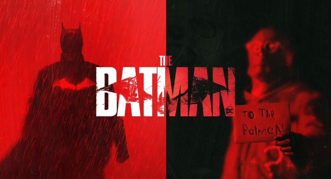 The Batman | Novos pôsteres com Robert Pattinson como Batman e Paul Dano como o vilão Charada