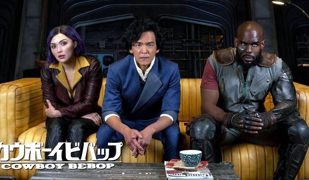 COWBOY BEBOP | Netflix divulga novo trailer e pôster da série live-action estrelada por John Cho