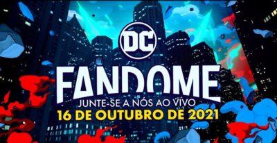 DC Fandome | Cobertura Completa de 5h de live do evento online DC Fandome pelo canal Ana Show com convidados