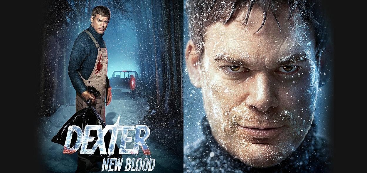 DEXTER: NEW BLOOD | Showtime divulgou novos pôsteres para comemorar o 15º aniversário da série