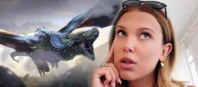 Damsel | Millie Bobby Brown estará em filme de fantasia na Netflix dirigido por dirigido por Juan Carlos Fresnadillo