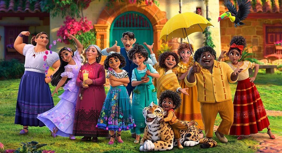 Encanto   Trailer da animação da Disney Pictures sobre a família Madrigais que vivem escondidos nas montanhas da Colômbia