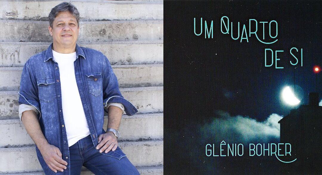 """Glênio Bohrer estreia na MPB com o disco """"Um Quarto de Si"""" e marca presença no cenário musical brasileiro"""