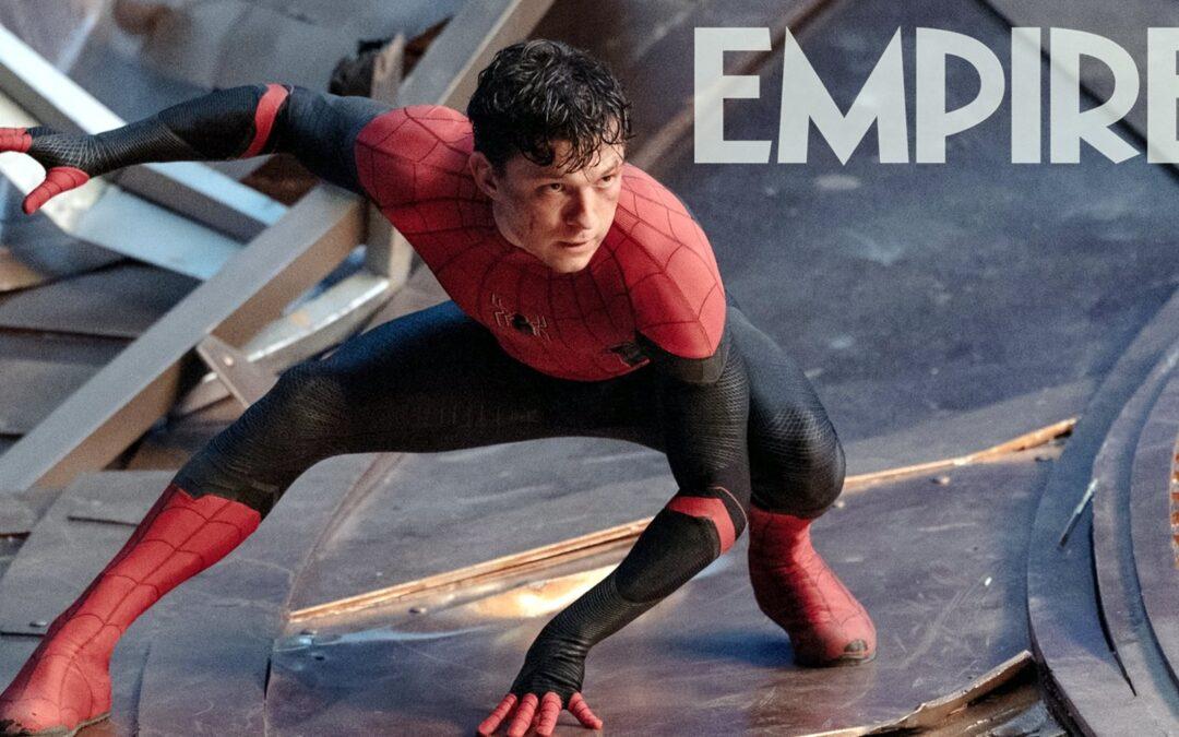 Homem-Aranha: Sem Volta Para Casa | Revista Empire mostra Peter Parker e Doutor Octopus e capas sugestivas