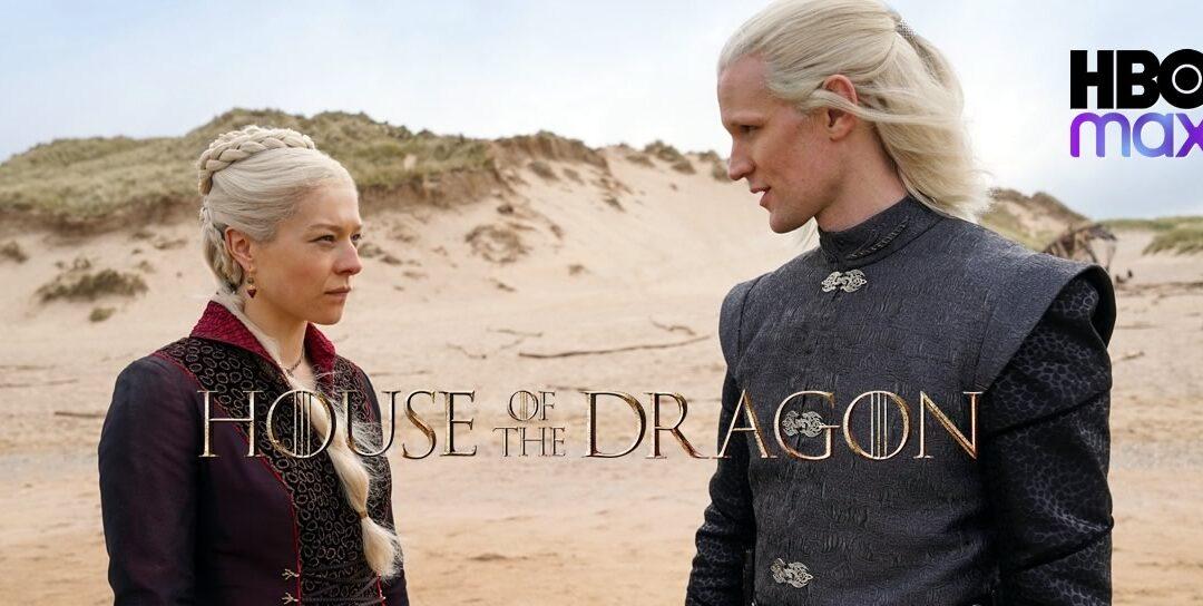 House Of The Dragon | HBO divulga teaser da série que antecede em 200 anos Game of Thrones