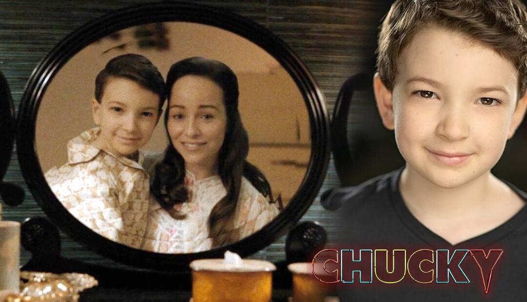Chucky   A infância do serial killer Charles Lee Ray será interpretada pelo ator mirim David Kohlsmith