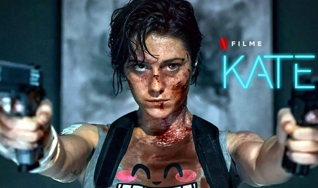 Kate   Mary Elizabeth Winstead em vídeo divulgado pela Netflix com 2 minutos de ação e muita pancadaria