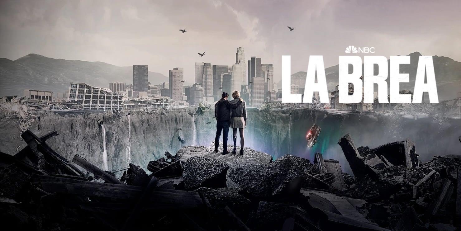 La Brea   Série dramática de ficção científica na NBC com Nicholas Gonzalez e Veronica St. Clair