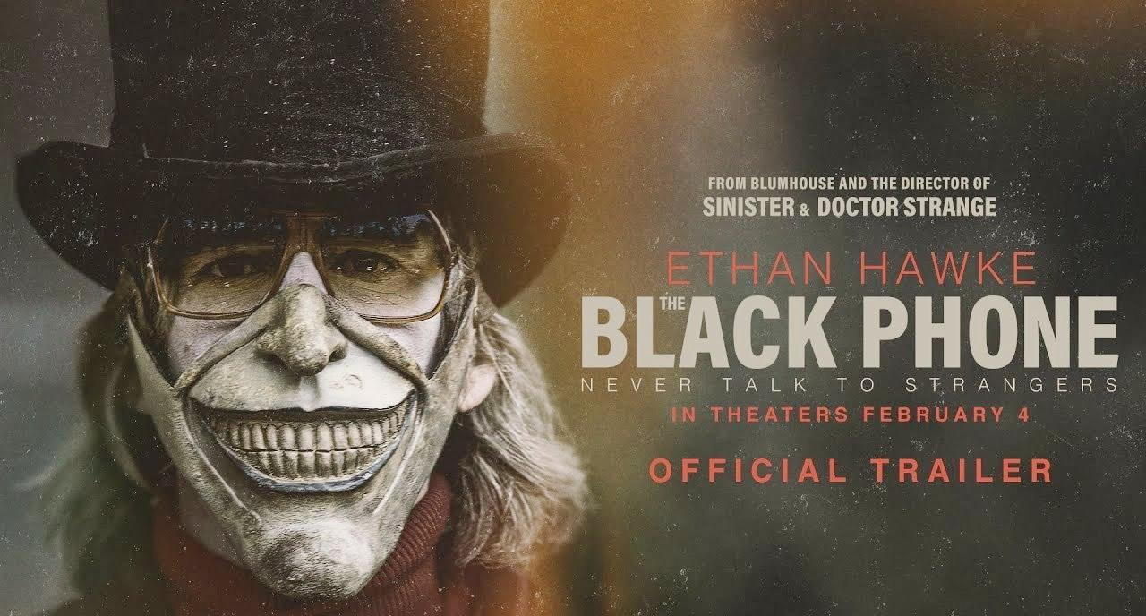 O Telefone Preto   Terror da Blumhouse, do diretor Scott Derrickson, trailer divulgado pela Universal Pictures