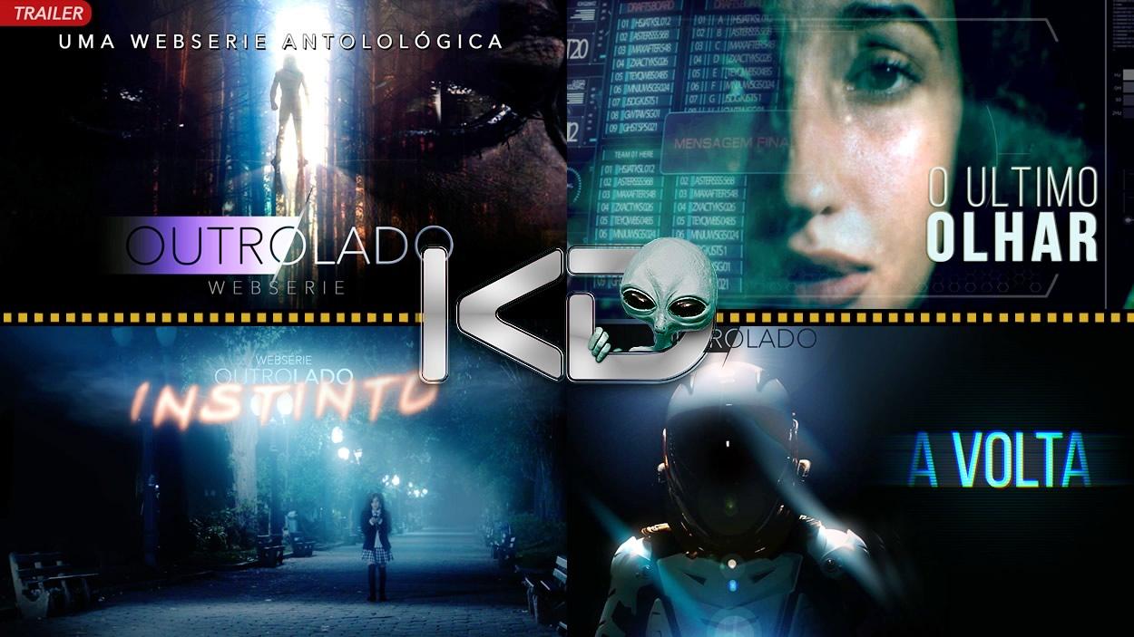 OUTRO LADO   Websérie antológica de ficção científica produzida pela KILMERSON DREAMS