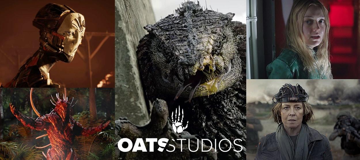 Oats Studios Volume 2   Neill Blomkamp estaria planejando um segundo volume de curtas-metragens para Netflix?