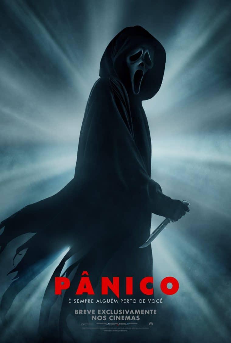 Panico 5 Paramount divulgou trailer do quinto filme da franquia com volta elenco original Poster2 - Pânico 5 |  Paramount divulgou o primeiro trailer do quinto filme da franquia com a volta do elenco original