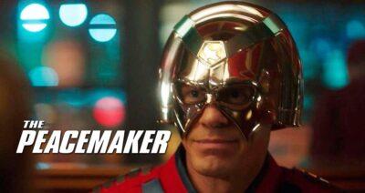 Peacemaker   HBO MAX liberou um teaser da série spinoff de O Esquadrão Suicida com John Cena