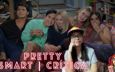 Pretty Smart | Análise sem Spoiler de Ana Show da série com Emily Osment, comédia na Netflix