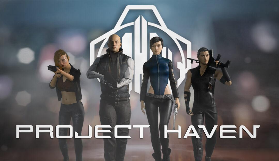 Project Haven   Jogo clássico de combate de esquadrão tático no estilo dos anos 90 alcançando sucesso no cenário dos videogames