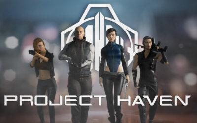 Project Haven | Jogo clássico de combate de esquadrão tático no estilo dos anos 90 alcançando sucesso no cenário dos videogames