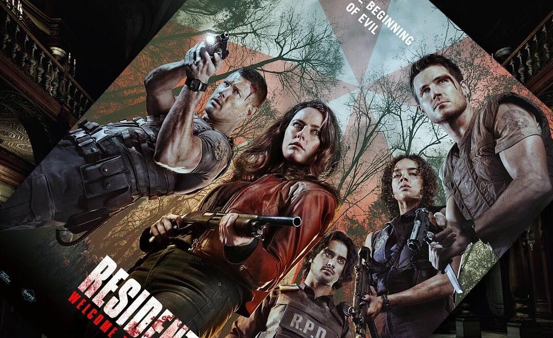 Resident Evil: Bem-vindo a Raccoon City   Sony Pictures divulga vídeo comparando filme ao videogame