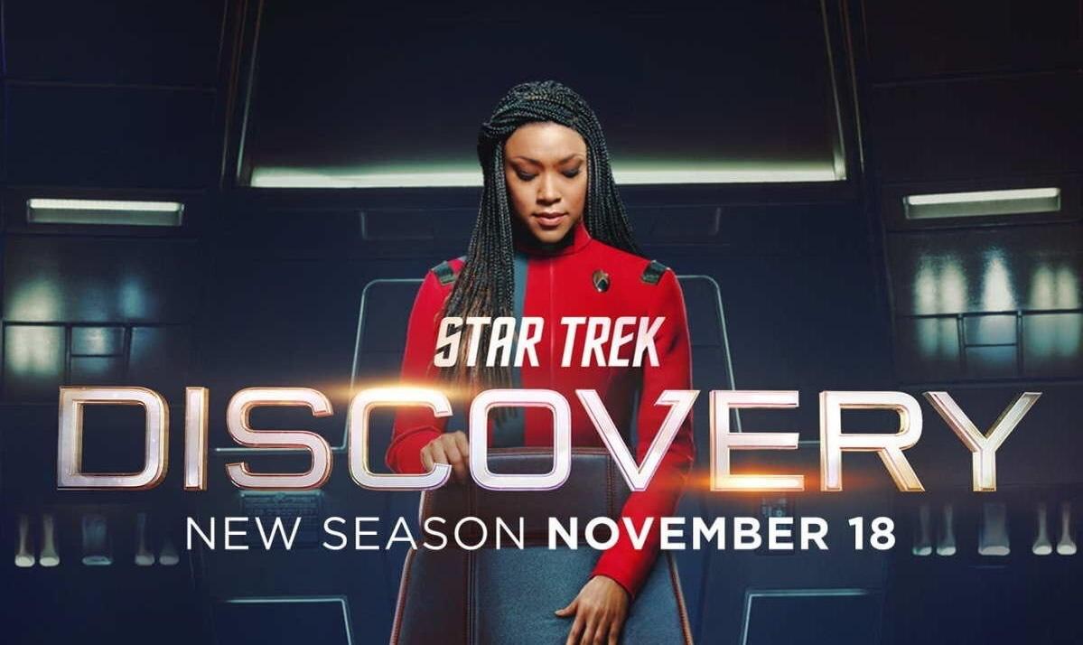 STAR TREK DISCOVERY Quarta temporada Trailer e cartaz divulgados - Nós Estamos Indo Para Onde Ninguém Foi Antes