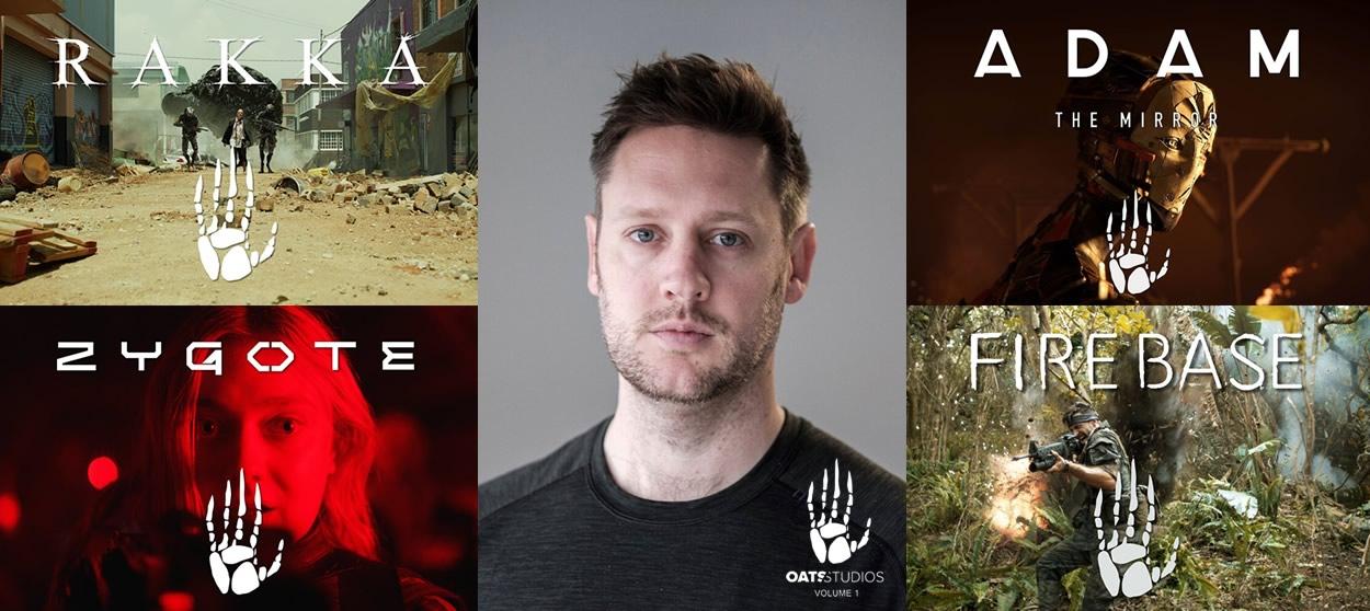 Série Oats Studios Volume 1   Assista aos Curtas de ficção científica de Neill Blomkamp que chegam à Netflix em outubro de 2021