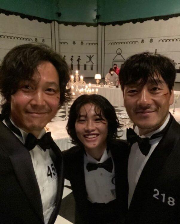Squid Game   A atriz Jung Ho Yeon se torna a segunda atriz coreana mais seguida no Instagram após o sucesso da série