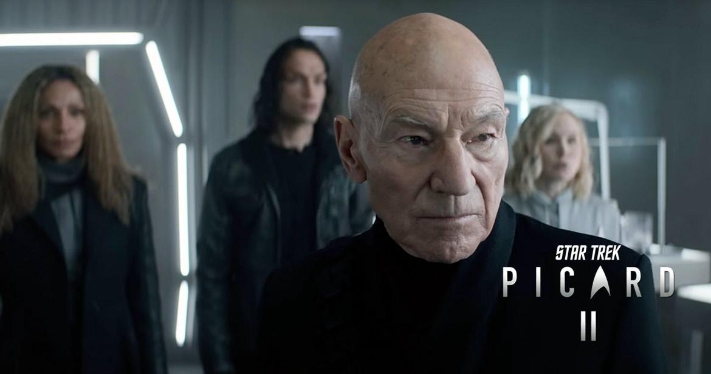 Star Trek: Picard Segunda Temporada | Paramount divulga trailer onde mostra a volta de Q e a Rainha Borg