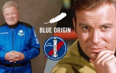 Star Trek | William Shatner, o Capitão Kirk, embarca no foguete New Shepard, de Jeff Bezos, para viajar ao espaço nesta quarta