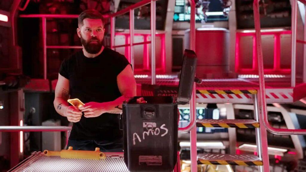 The Expanse 6 Temporada Amazon Prime Video imagem 2 1024x576 - The Expanse | Amazon Prime Video divulgou trailer da 6ª temporada e data de lançamento da série de ficção científica
