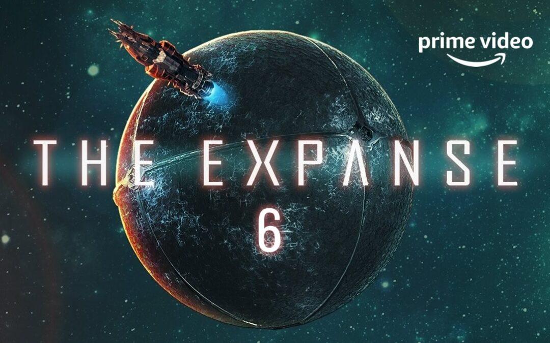 The Expanse   Amazon Prime Video divulgou trailer da 6ª temporada e data de lançamento da série de ficção científica