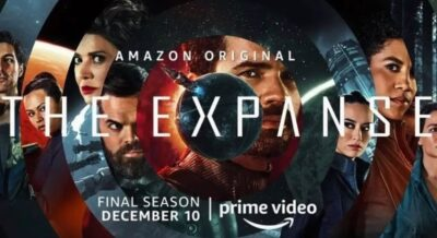 The Expanse | Amazon Prime Video trailer do resumo das 5 temporadas da série de ficção científica