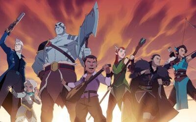 The Legend of Vox Machina | Amazon Prime Video divuga trailer da série animada baseada no RPG do Critical Role