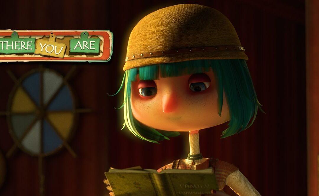 There You Are   O jogo instigante que chama a atenção e é reconhecido pela Exposição Argentina de Videogames!