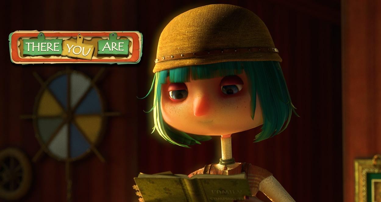 There You Are | O jogo instigante que chama a atenção e é reconhecido pela Exposição Argentina de Videogames