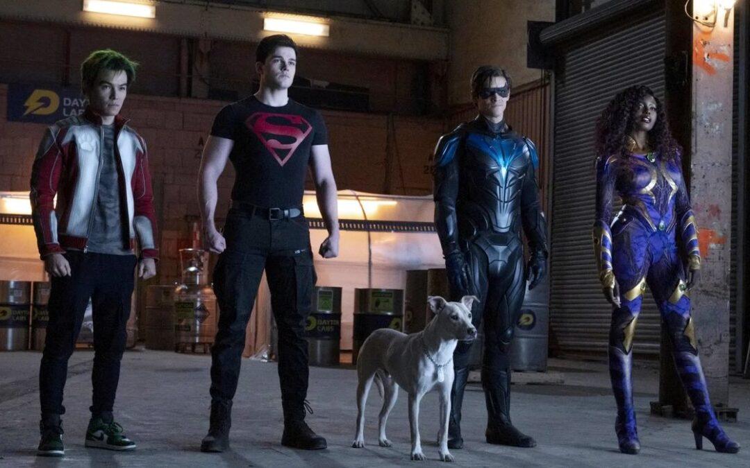 Titans | Ator Brenton Thwaites anuncia a Quarta temporada da série durante o evento online DC FanDome 2021