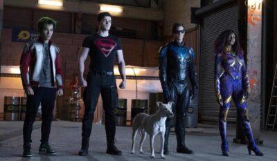 Titans   Ator Brenton Thwaites anuncia a Quarta temporada da série durante o evento online DC FanDome 2021