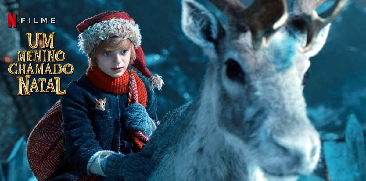 Um menino chamado Natal | Netflix divulga trailer da aventura natalina com Maggie Smith, Henry Lawfull e Kristen Wiig