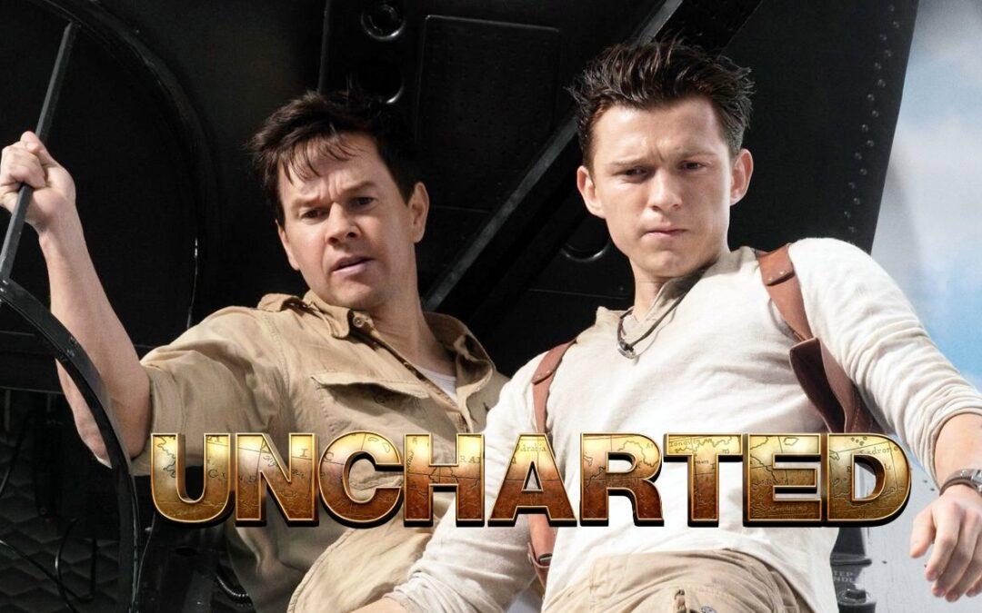 Uncharted – Fora do Mapa   Trailer com Tom Holland como Nathan Drake e Mark Wahlberg como Victor Sullivan